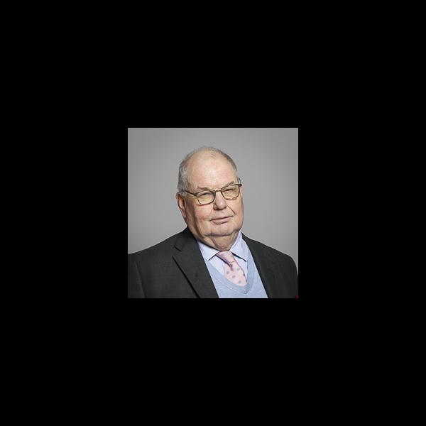 Lord Roger Liddle official Parli portrait